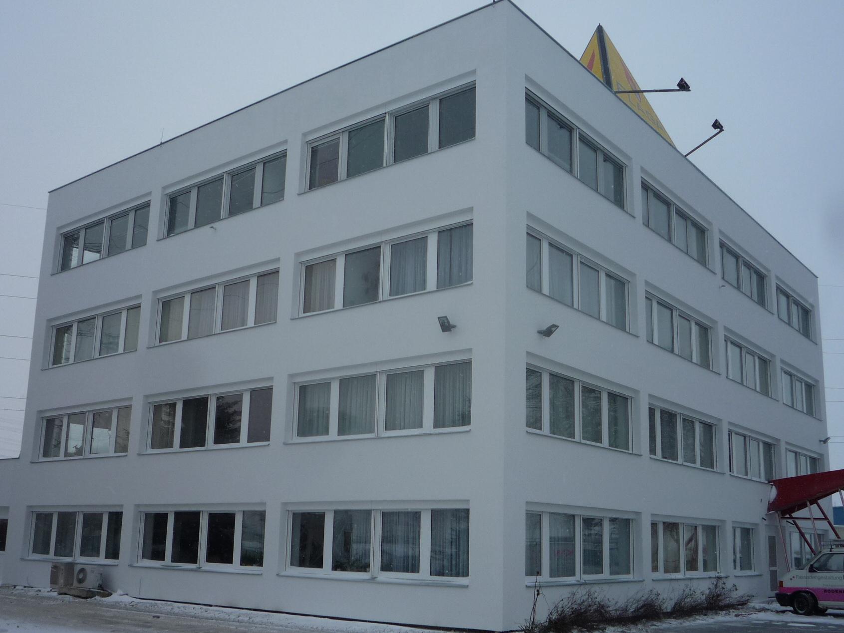 FLAGA Bürogebäude